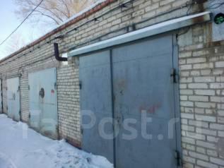 Гаражи кооперативные. пос. Горького, Литовский переулок, р-н Железнодорожный, 24 кв.м., электричество, подвал.
