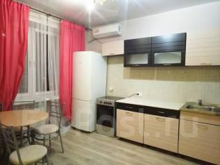 2-комнатная, улица Агеева 52. 7 ветров , агентство, 55 кв.м. Кухня