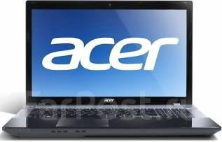 "Acer Aspire V3-571G. 15.6"", 2,2ГГц, ОЗУ 8192 МБ и больше, диск 500 Гб, WiFi, Bluetooth, аккумулятор на 3 ч."