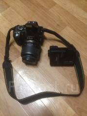 Nikon D3100 Kit. 10 - 14.9 Мп, зум: 14х и более