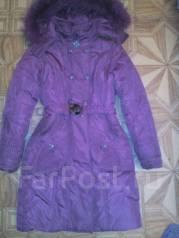 Куртки-пуховики. Рост: 152-158 см