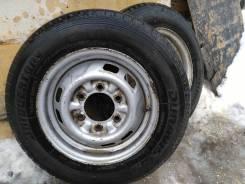 Bridgestone. Летние, 2006 год, износ: 5%, 2 шт