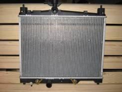 Радиатор охлаждения двигателя. Toyota Vitz, SCP10 Toyota Yaris, SCP10 Toyota Echo, SCP10 Toyota Platz, SCP11 Двигатель 1SZFE