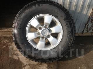 Toyota Hilux Surf. x16, 6x139.70, ET30
