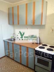 1-комнатная, улица Ульяновская 13. центр, агентство, 33 кв.м. Кухня
