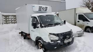 ГАЗ Газель Бизнес. Рефрижератор на базе ГАЗ-33025, 2 900 куб. см., 1 500 кг.