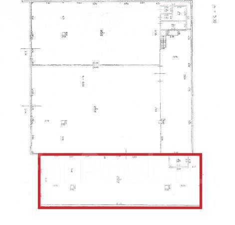 Сдается в аренду от собственника складское помещение 300 кв/м. 300 кв.м., шоссе Московское 21к1, р-н Московский