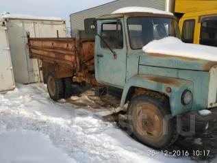 ГАЗ 53. Газ 53, 3 000 куб. см., 3 000 кг.