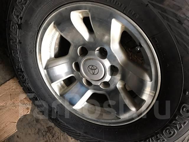 Toyota Hilux Surf. 7.0x16, 6x139.70, ET15