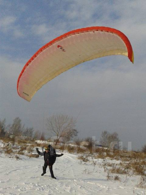 Воздушный спорт.