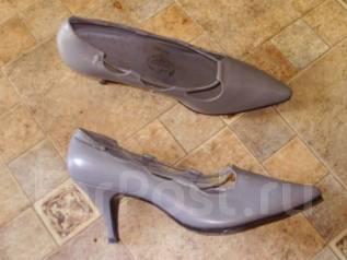 Серые туфли 1978 год 37 разм