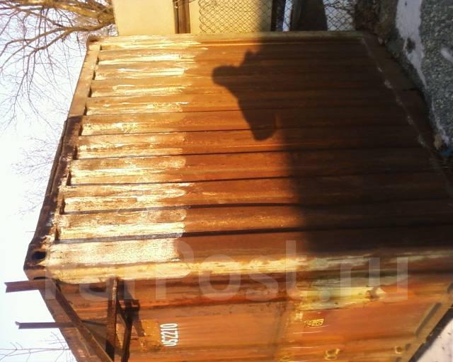 Продам 20f контейнер б/у, треуется косметический ремонт. Торг.