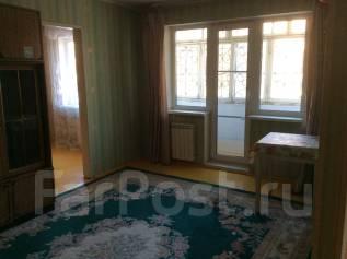2-комнатная, улица Краснореченская 46. Индустриальный, частное лицо, 44 кв.м.
