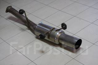 Глушитель. Subaru Forester, SF5, SG5