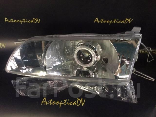 Ангельские глазки. Toyota Sprinter, CE110, CE113, AE114, AE111, EE111, AE110, CE114, CE116