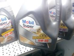 Mobil. Вязкость 5W-40