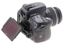 Sony Alpha DSLR-A580 Kit. 20 и более Мп, зум: 14х и более