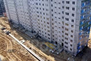 2-комнатная, улица Бондаря 6. Краснофлотский, агентство, 55 кв.м.