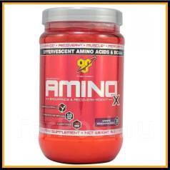 Аминокислоты BCAA BSN Amino-X - 430 гр.