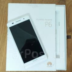 Huawei Ascend P6. Б/у