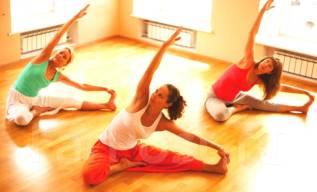Студия йоги и пилатеса в центре города