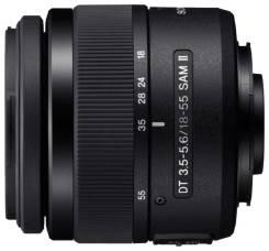 Объектив Sony DT 18-55mm f/3.5-5.6