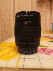 Объектив. Для Nikon, диаметр фильтра 58 мм