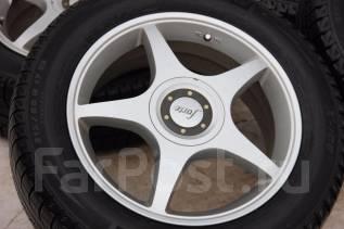 Колёса с шинами =Forte= R17! Протектор 8 мм! (№ 49929). 7.0x17 4x114.30, 5x114.30 ET30