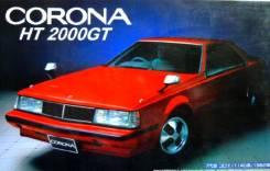 Сборная модель 1/24 Toyota Corona HT 2000GT