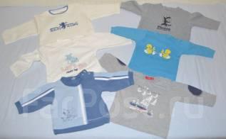 Детская одежда одним лотом #1. Рост: 68-74, 74-80 см