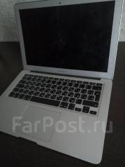 "Apple MacBook Air 13 2012 Mid. 13"", 2,3ГГц, ОЗУ 4096 Мб, диск 128 Гб, WiFi, Bluetooth, аккумулятор на 7 ч."