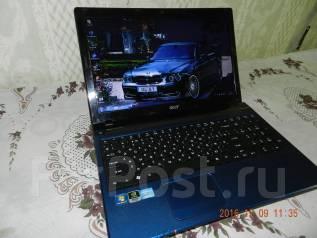 """Acer Aspire 5750G. 15.6"""", 2 300,0ГГц, ОЗУ 6144 МБ, диск 750 Гб, WiFi, аккумулятор на 1 ч."""