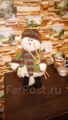 Продам сувенир Снеговик под елку
