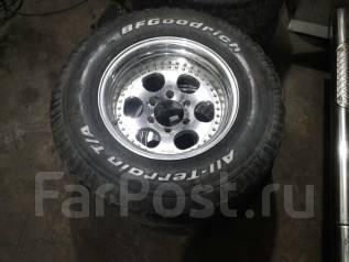 Отличные колеса. 8.5x16 6x139.70 ET-35 ЦО 110,0мм.
