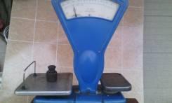 Весы и разновесы.