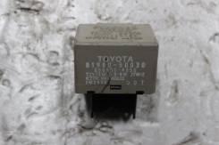 Реле. Toyota Windom, MCV30 Двигатель 1MZFE