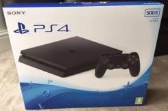 Sony Playstation 4 500gb slim PS4 NEW новая супер. Под заказ
