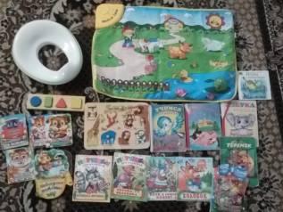 Игрушки развивашки книжки для малыша