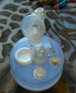Молокоотсос и стерилизатор для свч-печи avent phil