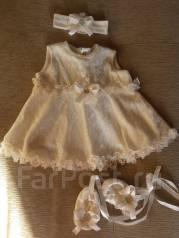 Платья бальные. Рост: 60-68 см