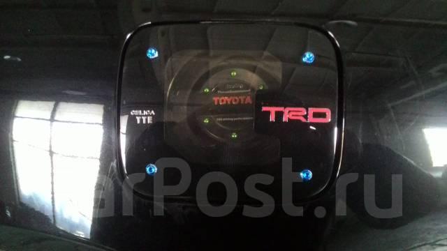 Лючок топливного бака. Toyota Celica, ST202, ST205 Двигатель 3SGTE