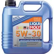 Liqui moly Leichtlauf high tech. Вязкость 5W-30, гидрокрекинговое