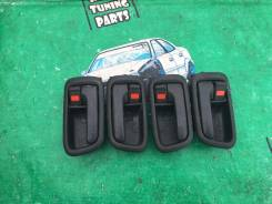 Накладка на ручку двери внутренняя. Toyota Caldina, ST215, AT211G, AT211, ST210G, ST215G, ST215W, ST210 Двигатели: 7AFE, 3SGTE, 3SGE, 3SFE