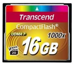 CompactFlash. 16 Гб