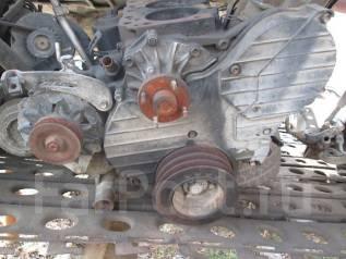 Шкив коленвала. Isuzu Bighorn, UBS69GW Двигатель 4JG2