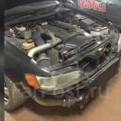 Планка под фары. Toyota Mark II, JZX91, JZX93, GX90, JZX90
