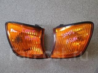 Габаритный огонь. Toyota Ipsum, SXM10, SXM15 Двигатель 3SFE
