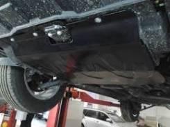 Защита двигателя. Kia Sportage