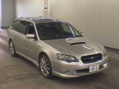 Порог пластиковый. Subaru Legacy, BL5, BP5 Двигатели: EJ20X, EJ20Y, EJ20, EJ203, EJ20C, EJ204