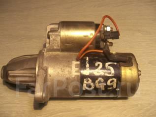 Стартер. Subaru Justy, KAD Subaru Rex, MK Subaru Mini Jumbo, EK23, EK42 Двигатель EK23